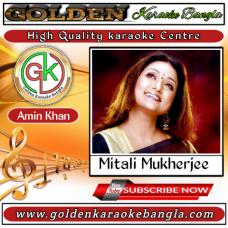 Ei Duniyaa Ekhon To Aar Sei Duniyaa Nai  এই দুনিয়া এখন তো আর সেই দুনিয়া নাই   Bangla Karaoke   Mitali Mukharji