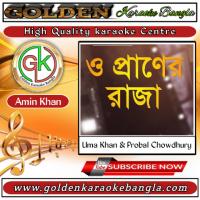 Are O Praner Raja Tumi Je Amar | আরে ও প্রাণের রাজা তুমি যে আমার | Bangla karaoke | Uma Khan & Probal Chowdhury