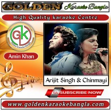 Piya Tu Piya | Hindi Karaoke By Arijit Singh & Chinmayi Sripada