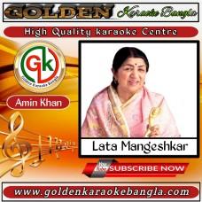 Hum Apni Wafa Yaad Dila Bhi Nahi Sakte | Hindi Karaoke By Lata Mangeshkar